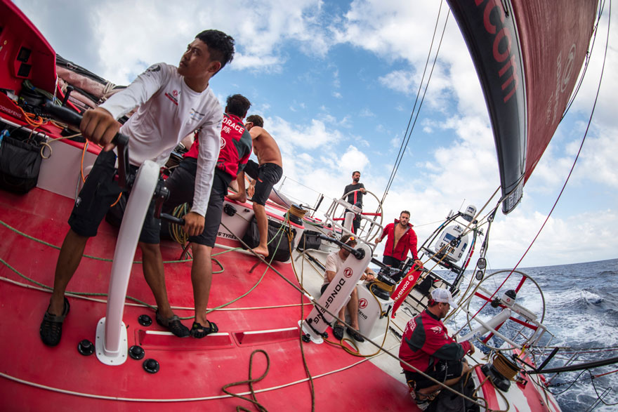 El MAPFRE vuelca en el Triángulo de las Bermudas, www.globalstylus.con, www.stylusnautica.com,
