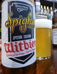 La cerveza del verano es de trigo. Spigha Witbier, www.globalstylus.com, www.stylusgastro.com,