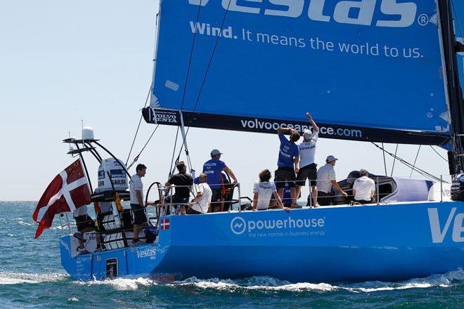Ainhoa Sanchez  Volvo Ocean Race VV