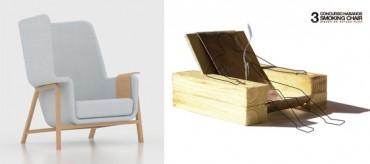 El mejor 'Habanos Smoking Chair' de este año es el de Ximo Roca