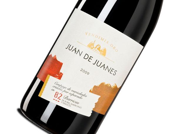 De lo mejor del supermercado, Juan de Juanes, Vinos de La Viña