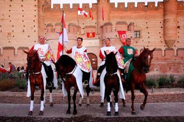 La Semana Renacentista de Medina del Campo nos traslada al siglo XV