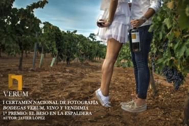 """Bodegas Verum vuelve a abrir sus puertas para el certamen fotográfico nacional """"Vino y vendimia"""""""