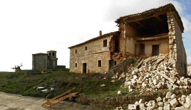 El pueblo fantasma que volvió a la vida como complejo de turismo rural. 'Las de Villadiego'