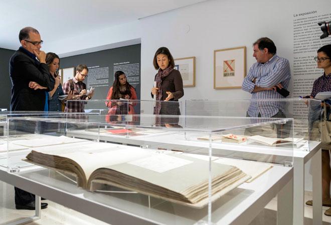 El Instituto Valenciano de Arte Moderno (IVAM) abre un nuevo espacio dedicado al libro