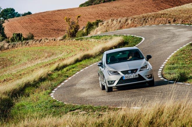 Mayor rendimiento y tecnología punta para el nuevo SEAT Ibiza CUPRA