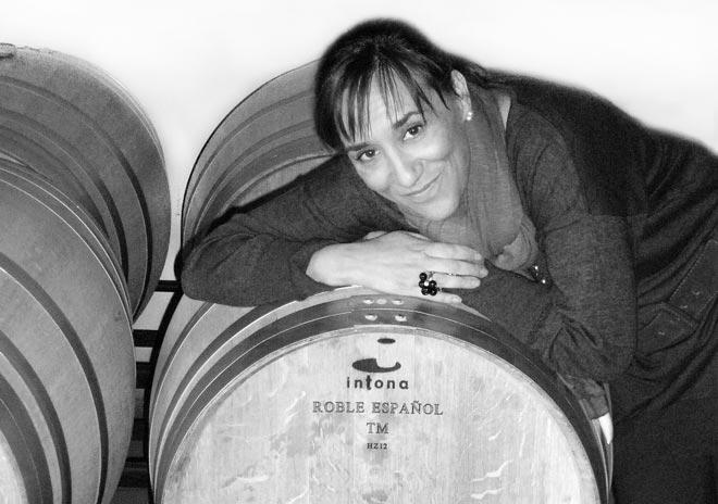 La misión de un vino. Acontia, Bodegas Liba y Deleite, Maite Geijas, www.globalstylus.com