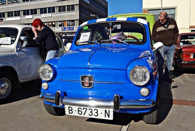 "Más de 150 vehículos clásicos acuden al encuentro ""Amics dels Clàssics"" de Vilanova i la Geltrú, www.globalstylus.com"
