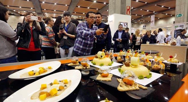 """Gastrónoma presentará 170 ponentes e incorpora el """"túnel del vino"""" y quesos artesanos"""