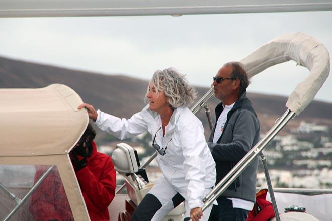 Las mujeres del Atlántico, tercera singladura del Gran Prix