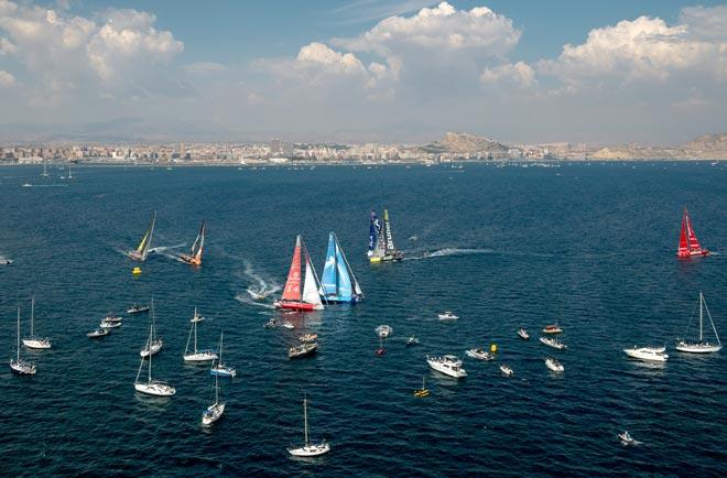 El impacto económico de la Volvo Ocean Race en España supera los 320 millones