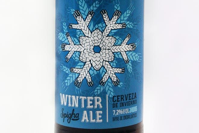 Dátiles y enebro para una cerveza de invierno. Spigha Winter Ale Edición Especial