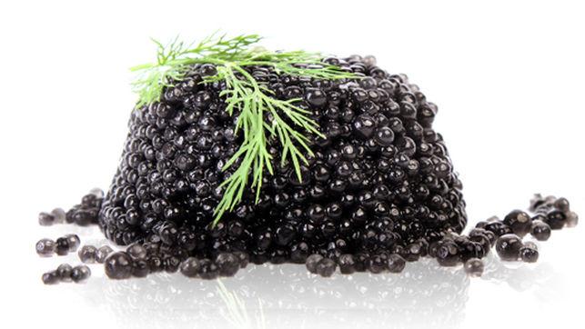 Esturión con su caviar y ciervo rojo, productos estrella del concurso internacional Bocuse d'Or