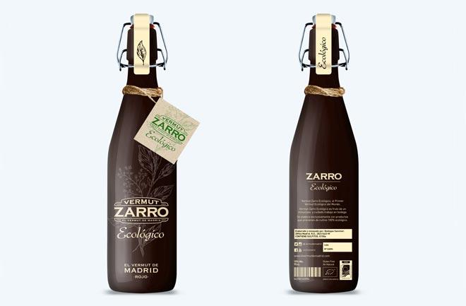 Zarro, el Primer Vermut Ecológico del Mundo es Made in Spain