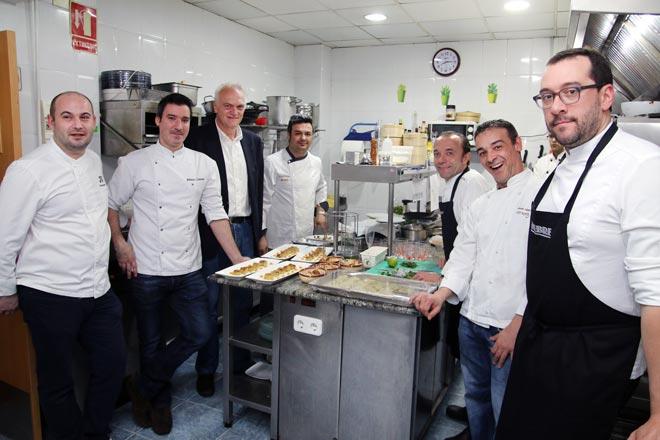 Vuelve The Big 6 Challenge, el reto de un menú por menos de 20 Euros