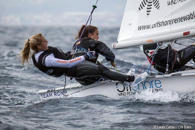 María Bover y Clara Llabrés ganan en categoría femenina