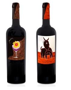 Bodegas Bebendos presenta sus nuevos vinos con etiquetas de Ripollés
