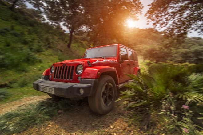 Jeep Academy 2016 arranca en Sevilla