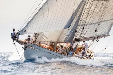 Las leyendas del mar zarparán hacia Mahón para la Copa del Rey de Barcos de Época