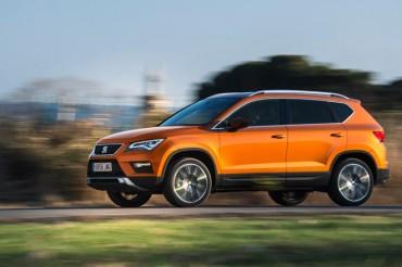 Ateca, el nuevo SUV de SEAT, ya se puede configurar a tu gusto