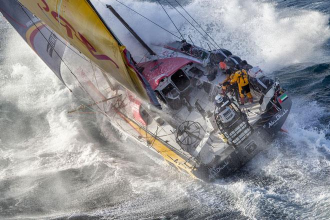 La Volvo Ocean Race volverá al Antártico en una nueva ruta más dura y arriesgada