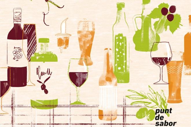 La guía 'Punt de Sabor' de vinos y cavas ecológicos valencianos incluye también aceites y cervezas