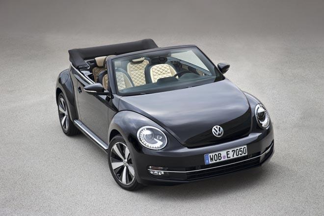 Volkswagen renueva el Beetle y su versión cabrio