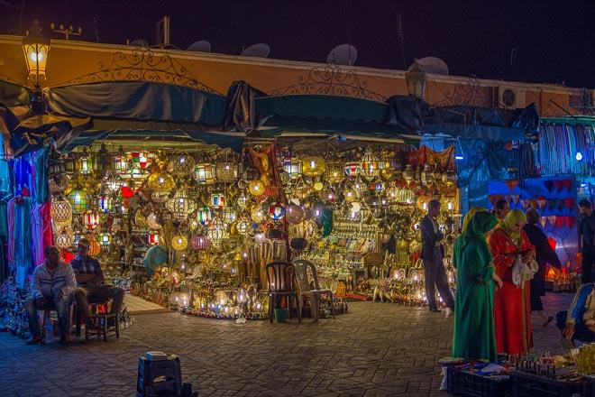 La Plaza de Yamaa el Fna, Marrakech: la Plaza más bonita de África (y 2)