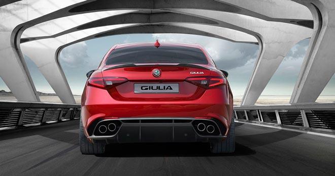 El nuevo Alfa Romeo Giulia obtiene las 5 estrellas Euro NCAP