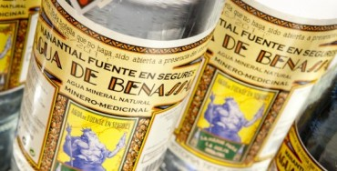 Agua de Benassal acude a la Fiesta de las Burbujas con el premio Diamond Awards
