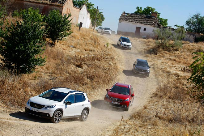 El Peugeot SUV Trophy reúne música, gastronomía, motor y naturaleza en Fresno de Torote