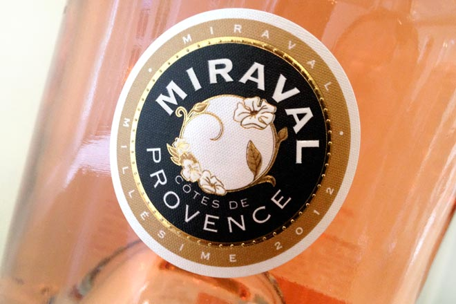 Château Miraval no está en venta. Por el momento