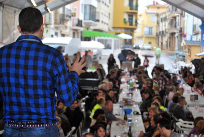 Los vinos de Rumanía se fusionan con los de Castellón en el Encuentro Internacional del Vino de Benlloch