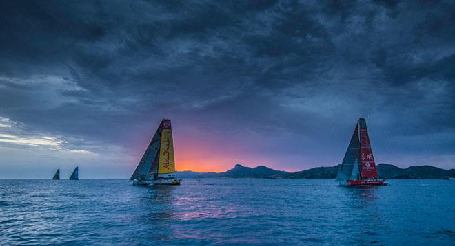 La Fastnet Race será el prólogo de la Volvo Ocean Race 2017-18