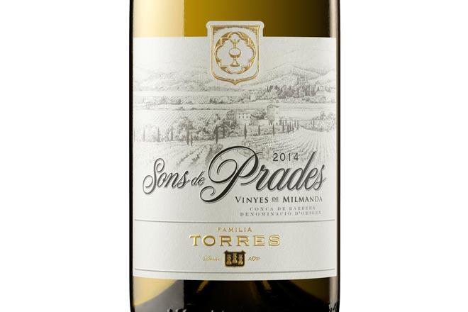 Bodegas Torres presenta 'Sons de Prades', el nuevo Chardonnay de Milmanda en la Conca de Barberà