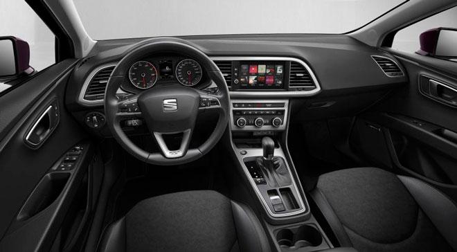 Mejor diseño para el nuevo SEAT León más tecnificado