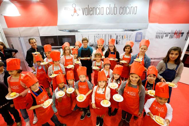 Gastr noma 2016 prepara un variado men de cursos con valencia club cocina globalstylus - Valencia club de cocina ...
