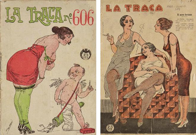 La Traca, de semanario satírico local a fenómeno editorial nacional