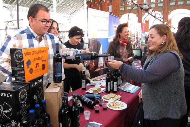La Mostra Parcs Naturals de la Comunitat Valenciana cumple un lustro acercando productos de calidad asociados a la conservación del territorio