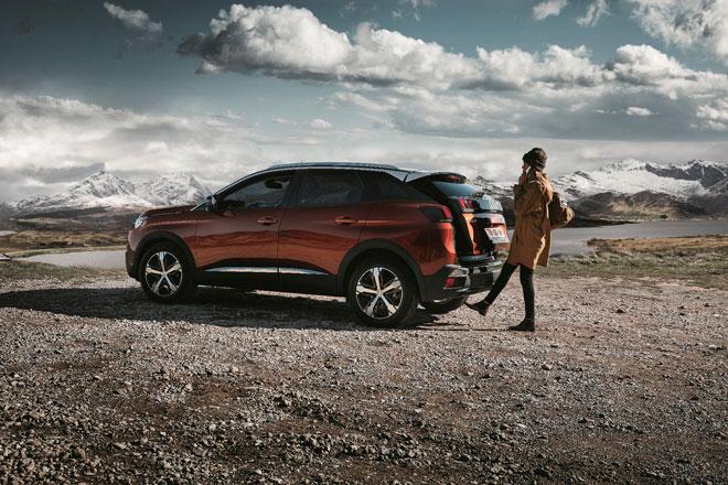 Los Peugeot SUV Trophy reaparecen en una estación perdida en los Pirineos