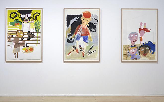 El Reina Sofía exhibe el minimalista y turbador universo de Anne-Marie Schneider
