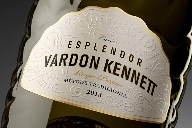 Esplendor de Vardon Kennett, el primer espumoso de la familia Torres en Catalunya