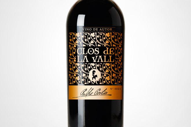 Clos de la Vall Autor. Las viñas de nuestros predecesores. GlobalStylus