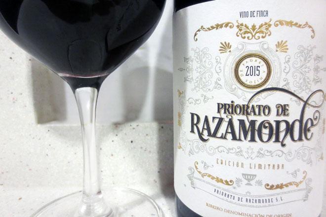 Priorato de Razamonde Sousón y Brancellao 2015, DO Ribeiro