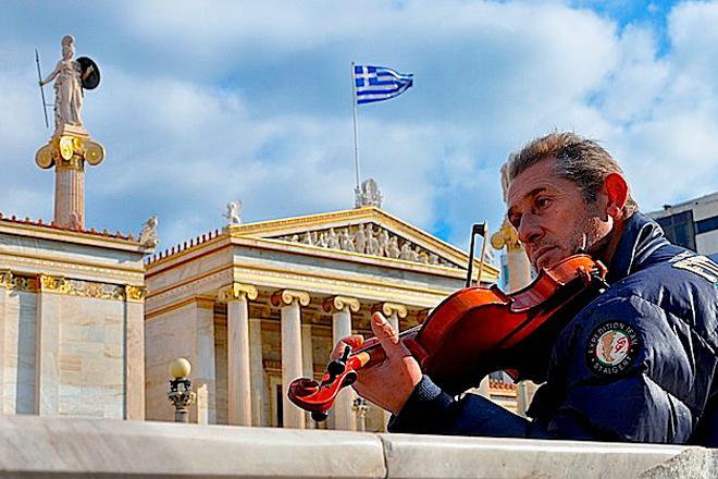 Grecia, una sociedad díscola (I)