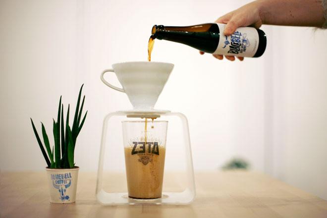Zeta Beer ficha por la distribuidora Bierwinkel.