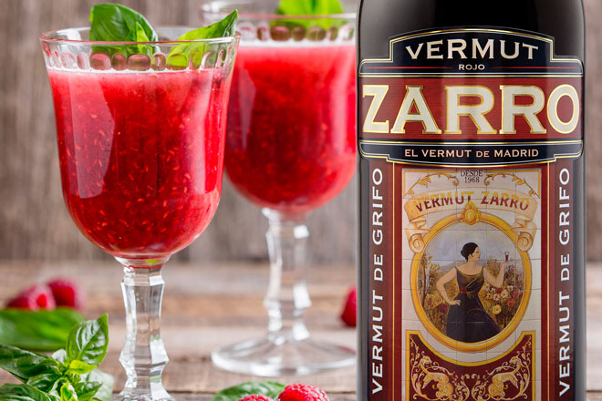 Love Zarro ¡Un cóctel para enamorar a base de vermut!