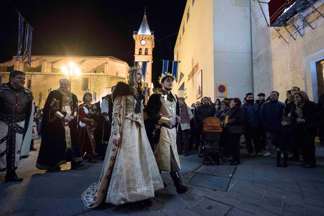 Villena será la 'Ciudad del Amor Medieval' del 10 al 12 de marzo