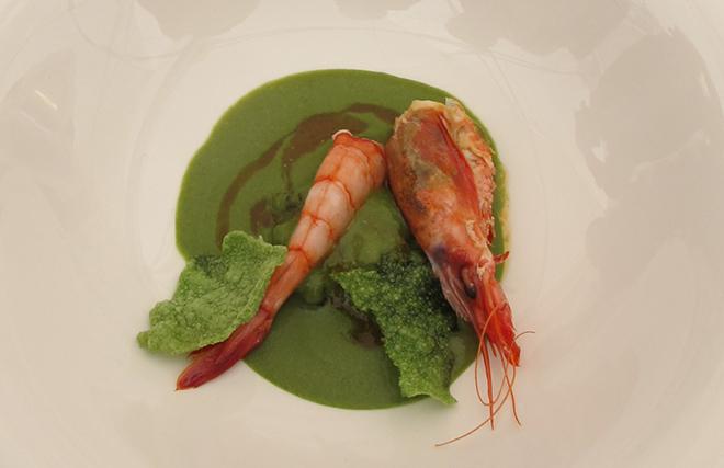 El Maestral de Alicante gana el 6º Concurso Internacional de Cocina Creativa de la Gamba Roja de Dénia