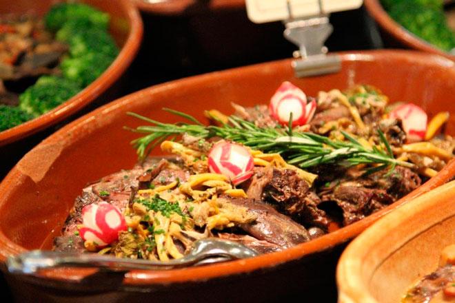 El Hotel Santos Santemar anuncia sus Jornadas Gastronómicas de la Caza. Santander